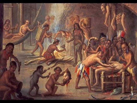 10เนื้อมนุษย์ที่ปาปัว นิว กินี001