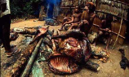 10เนื้อมนุษย์ที่ปาปัว นิว กินี002