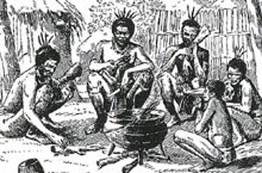 10เนื้อมนุษย์ที่ปาปัว นิว กินี004