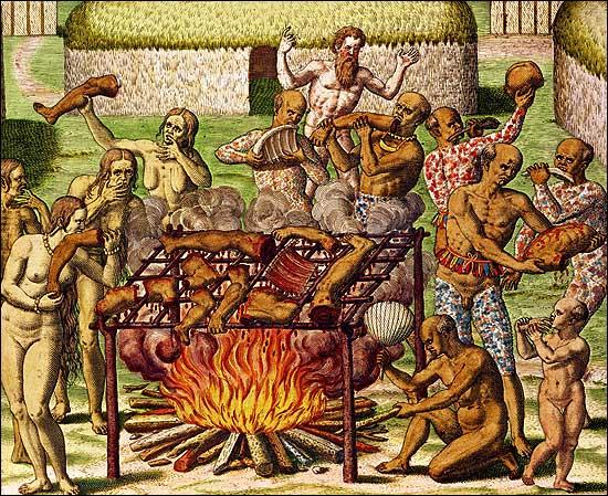 10เนื้อมนุษย์ที่ปาปัว นิว กินี006