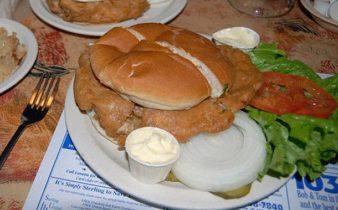 Deep Fried Sandwiches