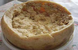 Casu marzu Food
